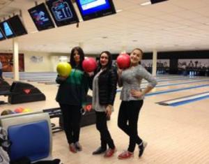 Bowlingtur med PigeLiv